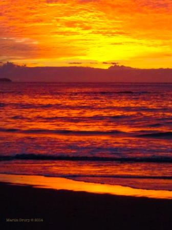 Korora Sunrise 9