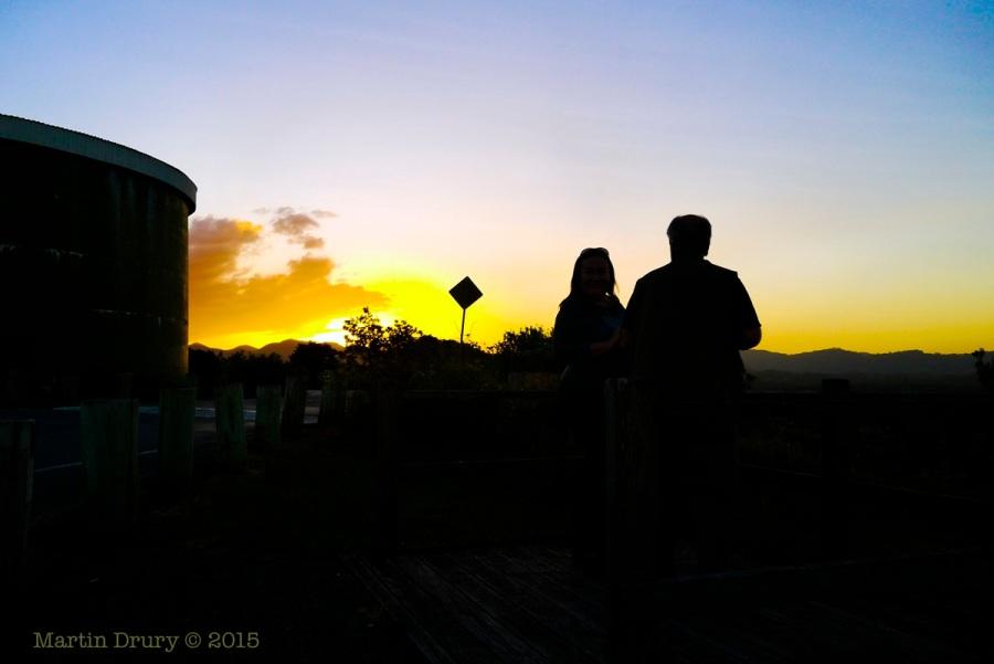 Sawtell at sunset - 3