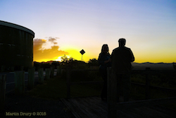 Sawtell Sunset Cover Image